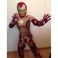 Костюм Железный человек 3D