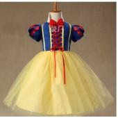 Белоснежка платье пышное