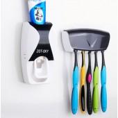 Дозатор зубной пасты Touch Me+держатель щеток