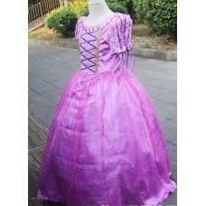 Платье Рапунцель, с перчатками-рукавами