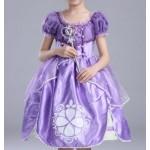 Платье Принцессы Софии из мультфильма