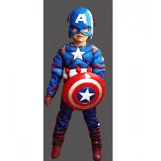 Костюм Капитан Америка 3D