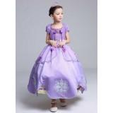 Платье Принцессы Софии, длинное