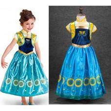"""Платье Анны, """"Холодное сердце-2"""""""